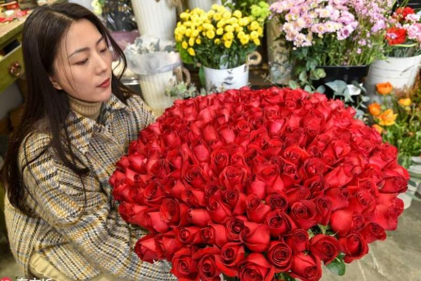 Three traditional Chinese festivals related with romance