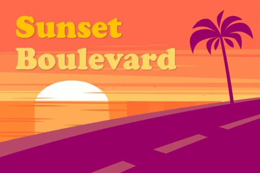 Sunset Boulevard with Jade 016