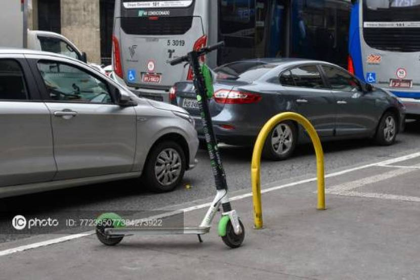 Would you dare ride on a self-driving scooter in the future?
