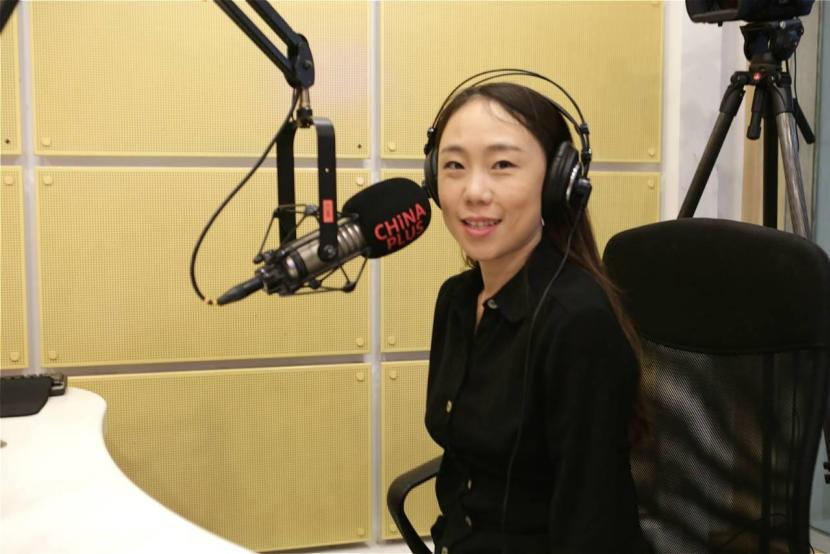 "The Author of ""Folding Beijing"" Unfolds Her Future Mission Part 1"