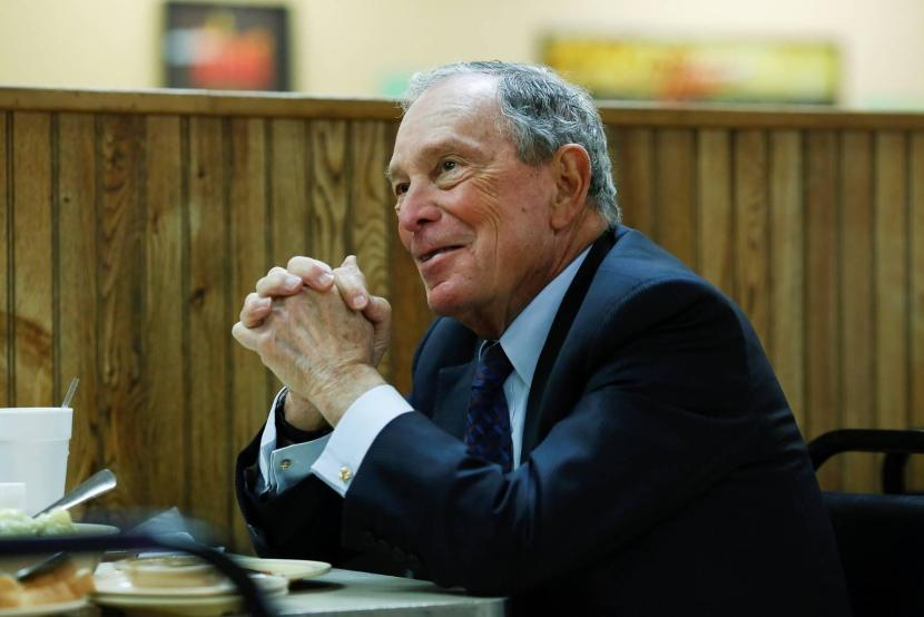 Bloomberg launches 2020 presidential bid