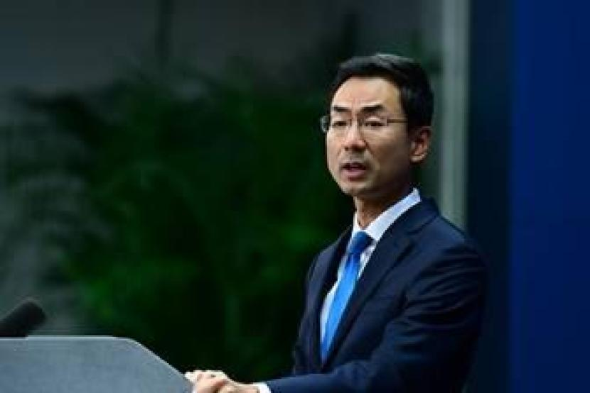 China firmly opposes U.S. signing Hong Kong-related act into law
