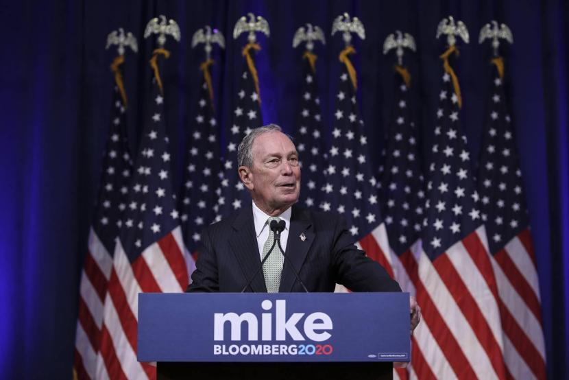 Michael Bloomberg, the latest billionaire who wants to be president