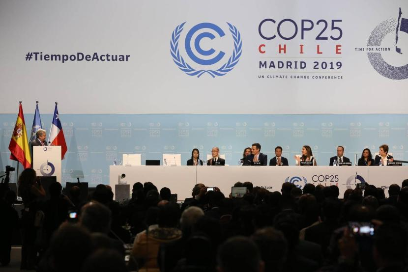 UN climate change conference opens with focus on challenges