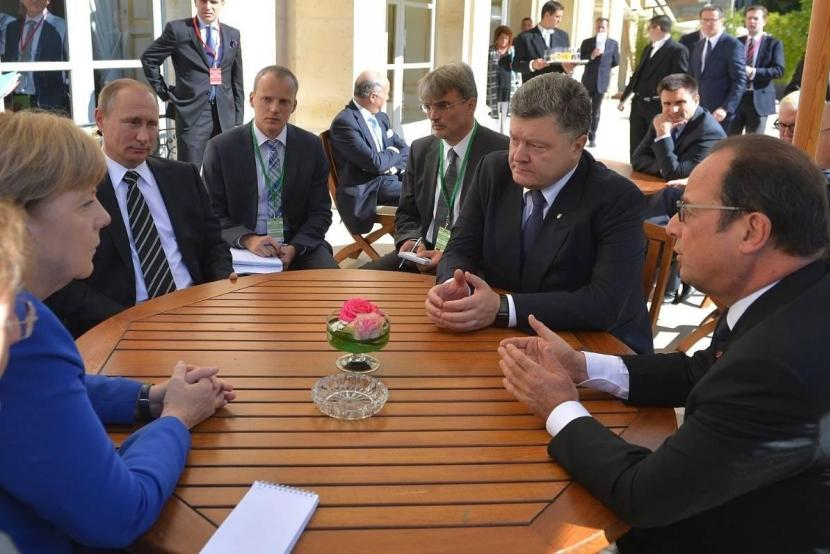 Will the Normandy summit resolve the Russia-Ukraine conflict?