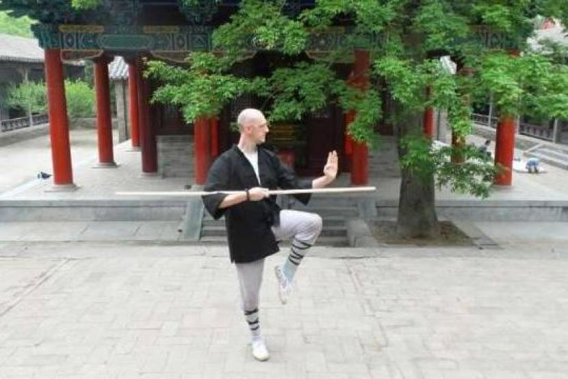 AJ Donnelly on His Martial Arts and TCM Journey in China