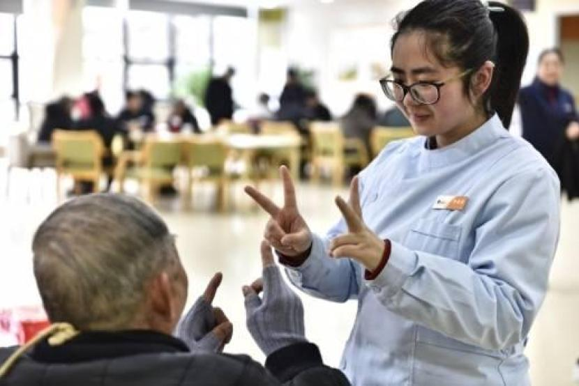 First bachelor degree on elderly care in China