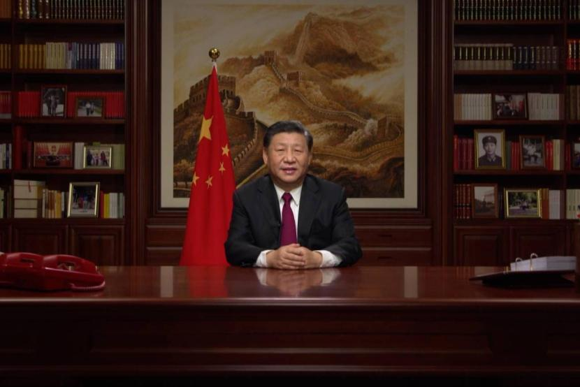 President Xi Jinping delivers New Year speech