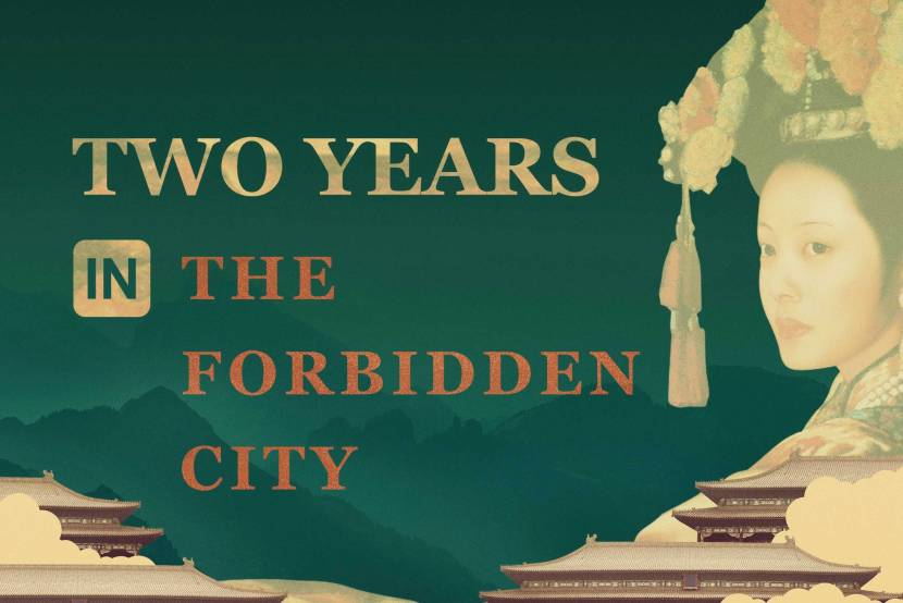 Two Years in the Forbidden City - Chapter 9