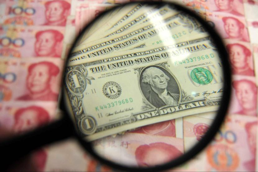 US removes China's currency manipulator designation