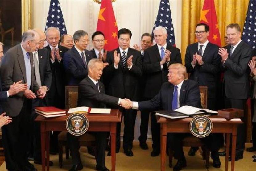 What's in the China-US phase one trade deal?