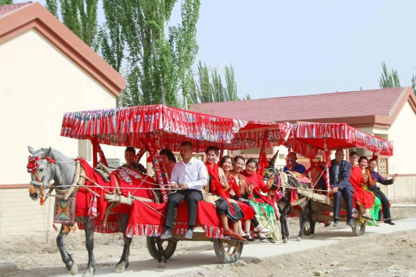 A love story in rural Xinjiang