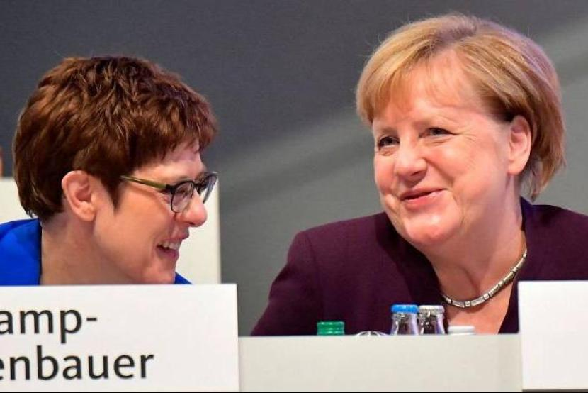 Merkel's successor steps down, what's next for Germany?