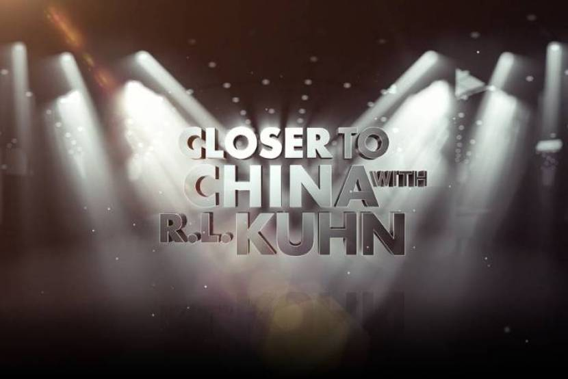 Closer to China with R.L. Kuhn [视频]