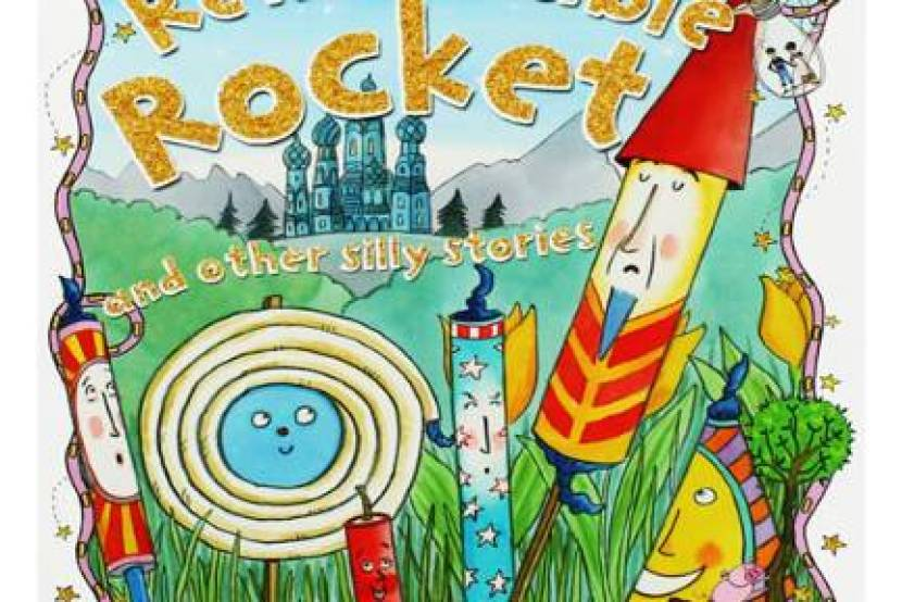 了不起的火箭 The Remarkable Rocket 5