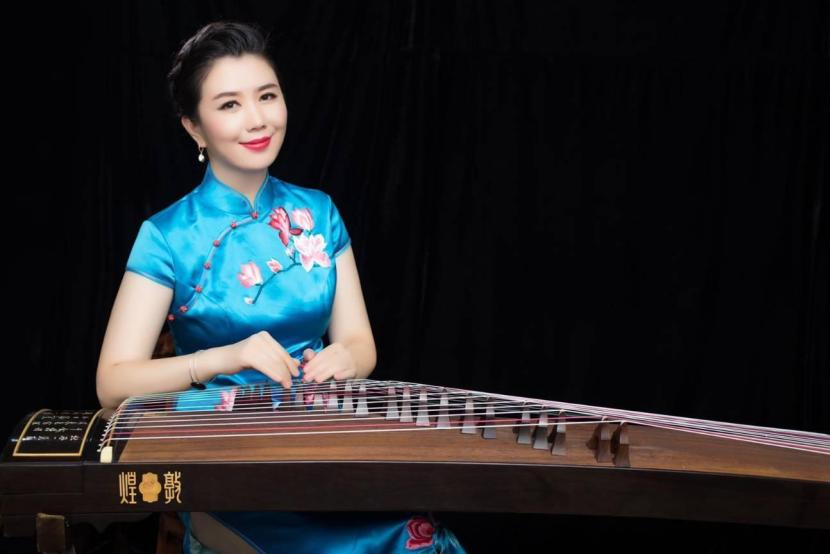Making Waves with the Guzheng