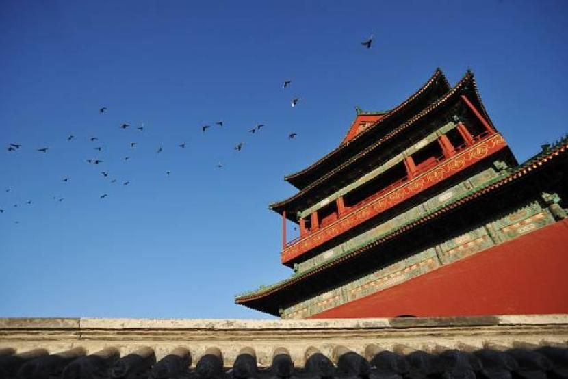 The Bell and Drum Towers - functioning for the city management of ancient China