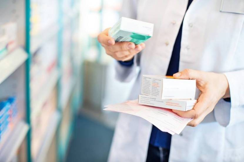 What can a pharmacist do?