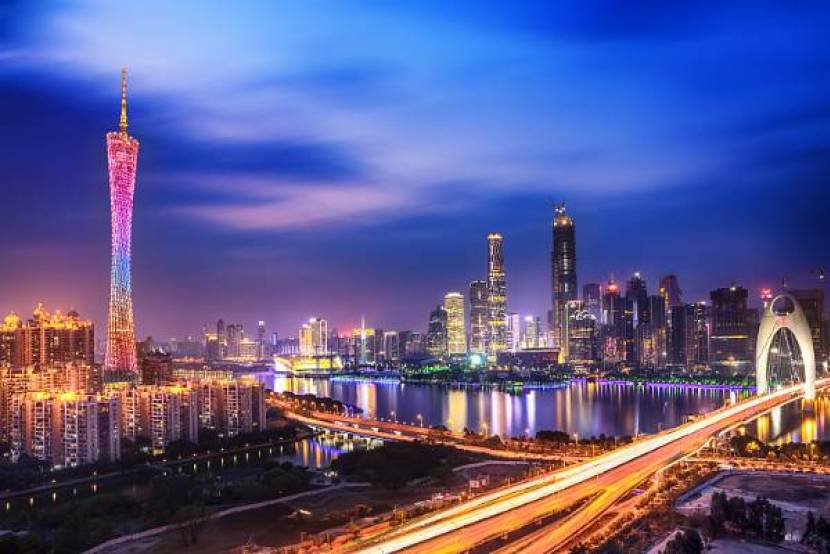 Millions of goods promoted at Guangzhou's first livestream e-commerce festival