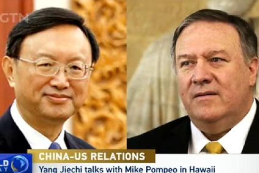 Top China, US diplomats meet in Hawaii. What does it mean?