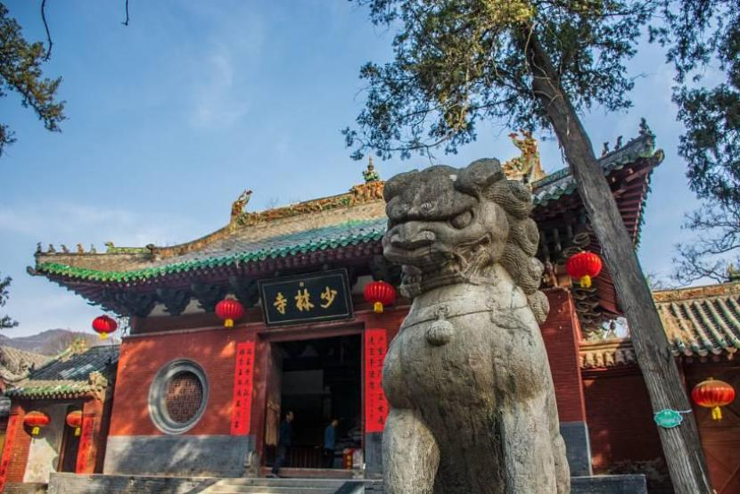 Shaolin Temple reopens