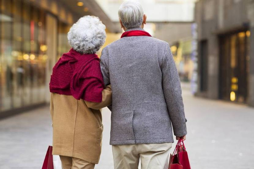 Consumer products targeting senior citizens popular amid pandemic