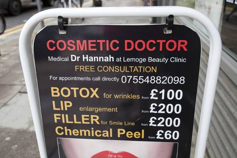 Demand for plastic surgery has gone up while people remain at home