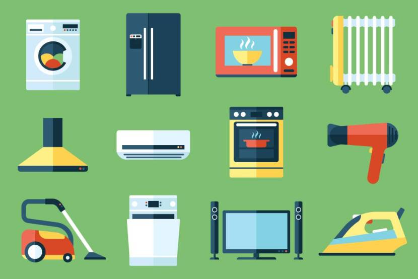 Small home appliances running hot in China