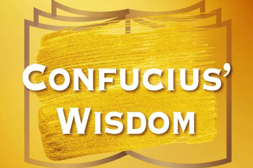 Confucius' Wisdom: Learn to Be a World Class Leader