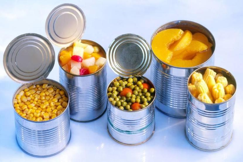 Demand in canned foods triggers shortage in cans