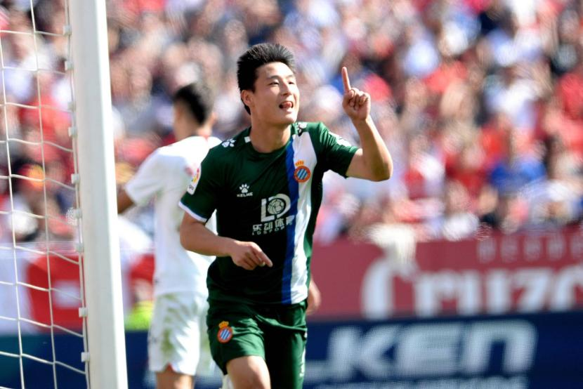 Wu Lei exhibits loyalty and shrewdness in extending contract with Espanyol