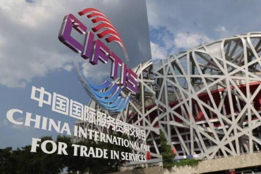 Intl. Trade in Services Fair: the future of service trade in China.