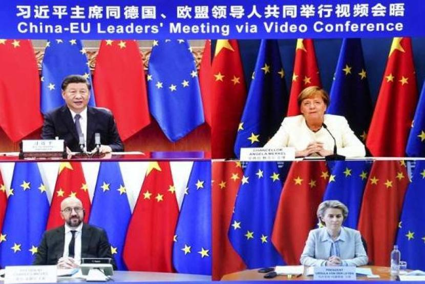 China-EU summit: what's complicating the relationship?