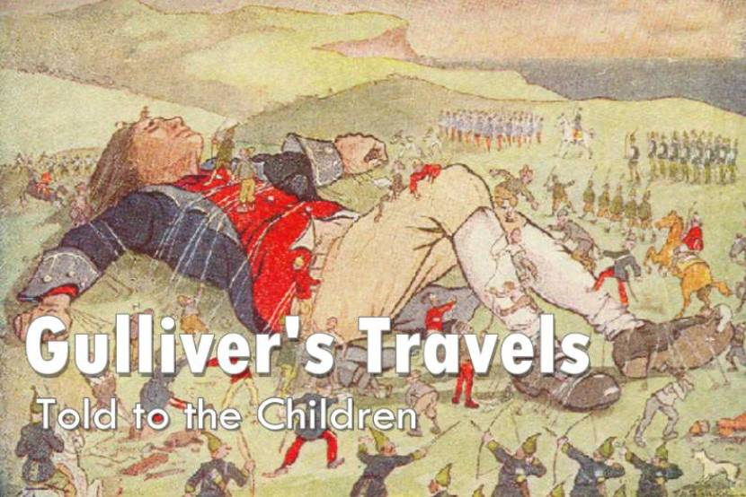 Gulliver's Travels, Told to the Children