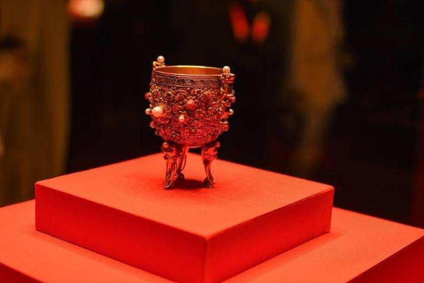 Forbidden City inaugurates exhibition to celebrate its 600th birthday