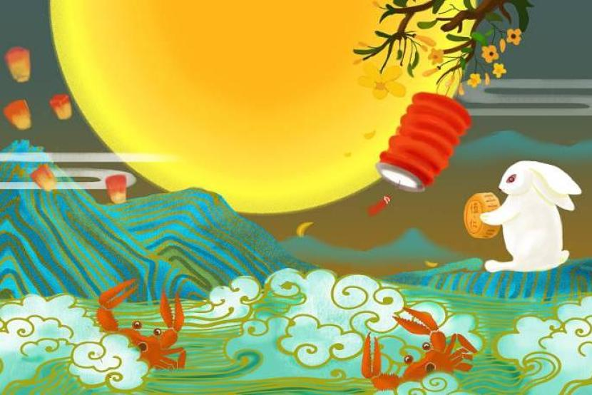 Mid-Autumn Festival celebrated in China